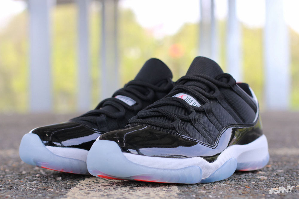 fe9a344c216c ... switzerland a detailed look air jordan xi low infrared 50fe9 e7b37